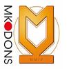 MK DONS BOOKS