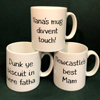 North East Family Mugs