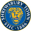 SHREWSBURY TOWN BOOKS