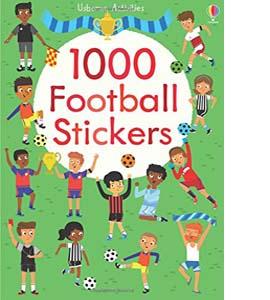 1000 Football Stickers