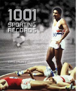 1001 Sporting Records (HB)