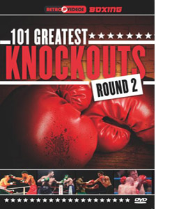 101 Greatest Knockouts Round 2 (DVD)
