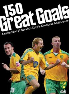 150 Great Goals - Norwich City (DVD)