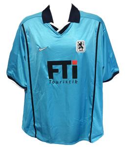1860 Munich 1999-00 Home Shirt