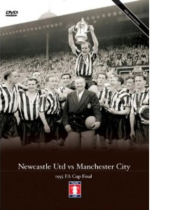 FA Cup Final 1955: Newcastle United v Manchester City (DVD)
