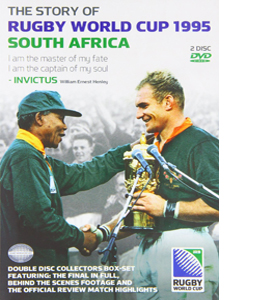 1995 Rugby World Cup - The Full Story (DVD)