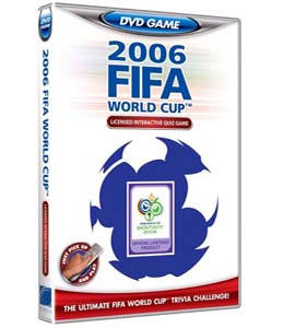 2006 FIFA World Cup Interactive Quiz Game (DVD)