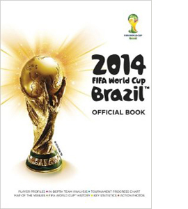2014 Fifa World Cup Brazil - Official Book