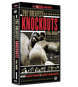 202 Greatest Knockouts Box Set (DVD)