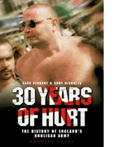 30 Years of Hurt (Signed copy) (HB)