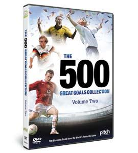 500 Great Goals - Volume 2