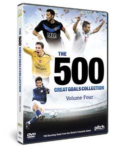 500 Great Goals - Volume 4 (DVD)