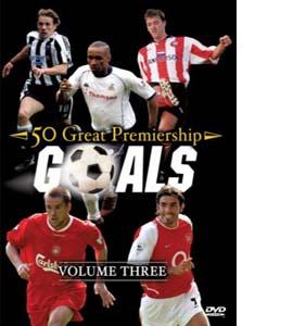 50 Great Premiership Goals - Vol. 3 (DVD)