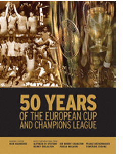 50 Years of the European Cup and Champions League (HB)