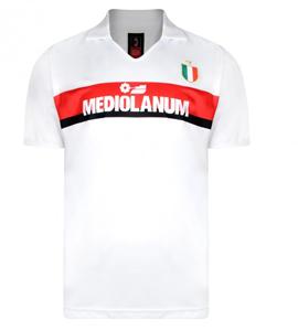 AC Milan 1988 Official Retro Away Shirt