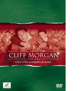 A Tribute To Cliff Morgan (DVD)