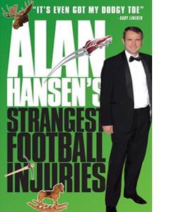 Alan Hansen's Strangest Football Injuries (HB)