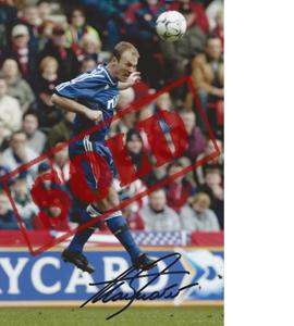 Alan Shearer Newcastle Photo (Signed)
