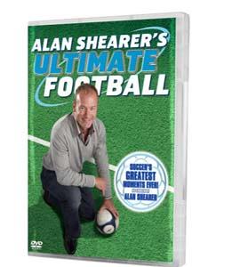 Alan Shearer's Ultimate Football (DVD)