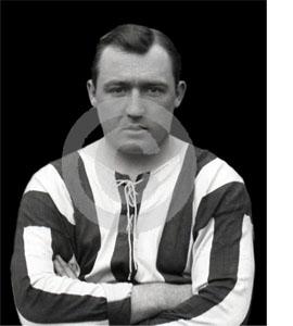 Albert Shepherd - The No 9 Scorer for Newcastle Utd (1910)