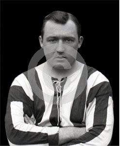 Albert Shepherd - The No 9 Scorer for Newcastle Utd (1910)