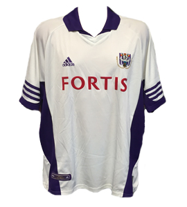 Anderlecht 2001-02 Home Shirt