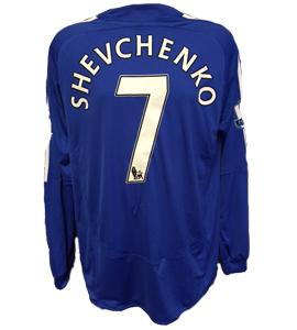 Andriy Shevchenko Chelsea 2006/07 Shirt (Match-Worn)