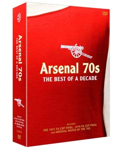Arsenal Best of a Decade (DVD)