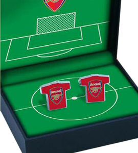 Arsenal F.C. Cufflinks Shirt