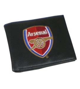 Arsenal F.C. Leather Wallet