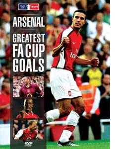 Arsenal FC Greatest FA Cup Goals (DVD)