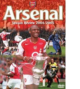 Arsenal Fc: End Of Season Review 2004/2005 (DVD)