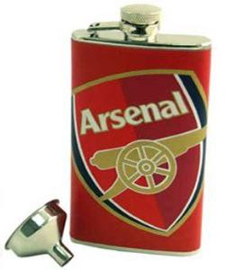Arsenal F.C. Hip Flask (1)