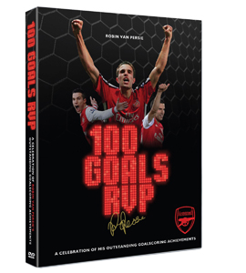 Arsenal Robin Van Persie 100 Goals (DVD)