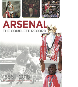 Arsenal: The Complete Record (HB)