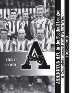 Ashington AFC in the Football League: A Complete Record
