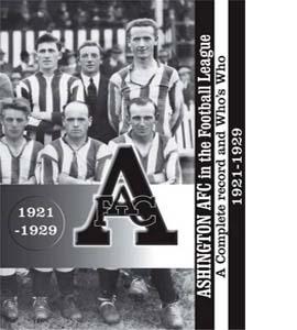 Ashington AFC in the Football League: A Complete Record