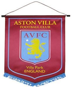 Aston Villa F.C. Large Pennant