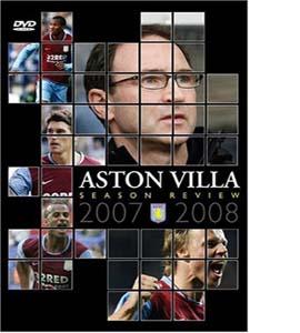 Aston Villa FC 2007/2008 Season Review (DVD)