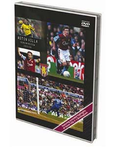 Aston Villa FC 2005/2006 Season Review (DVD)