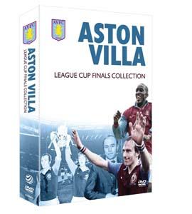 Aston Villa League Cup Collection (DVD)