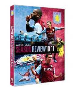 Aston Villa Season Review 2010/11 (DVD)