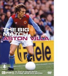 Aston Villa: The Big Match (DVD)