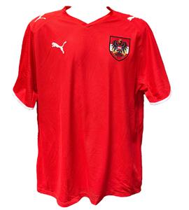 Austria 2008/09 Home Euro 2008 Shirt