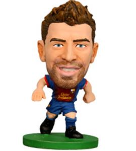 Barcelona Soccer Starz Gerard Pique (2013)