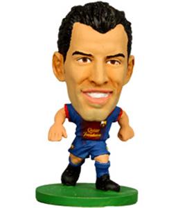Barcelona Soccer Starz Sergio Busquets (2013)