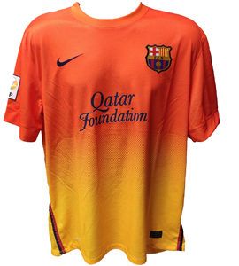 Barcelona 2012/13 Away Shirt