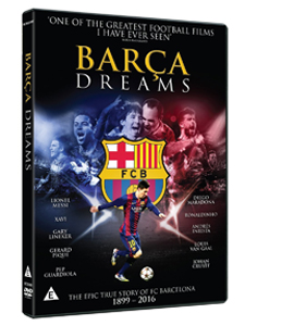 Barca Dreams.(DVD)