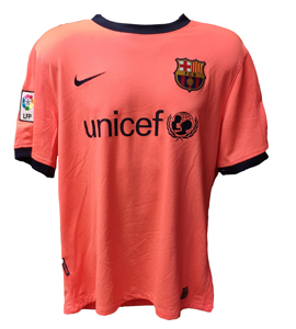Barcelona 2009/10 Away Shirt