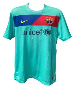 Barcelona 2010/11 Away Champions League Winners Shirt